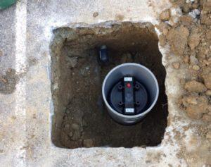 豊中市 活水器取付